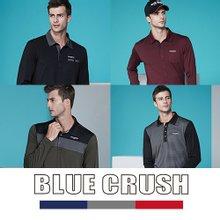 블루크러쉬 남성 기모 셔츠 4종 택1