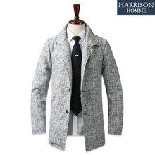 [해리슨] 남자 톰 투버튼 코트 DB1153