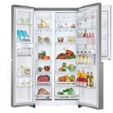 [실버 821L] LG DIOS 디오스 매직스페이스 양문형 냉장고(S831SS35) [스탠드형 써큘레이터+도자기홈세트12p]