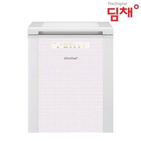 [1등급환급대상] 위니아딤채 김치냉장고 뚜껑형 120리터 1도어 핑크 EDL12CFTYP