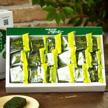 [아리아리떡사랑] 정선 수리취떡 인절미 18개입 + 수리취떡 찹쌀떡 18개입