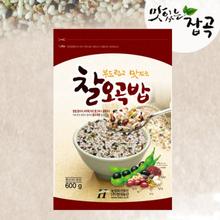 맛있는 잡곡/ 찰오곡밥 600g x 2