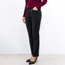 마담4060 엄마옷 링체크기모팬츠-ZPN911009-