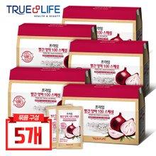 트루앤라이프 프라임 빨간양파 100 스페셜 5박스(총150포)