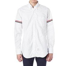 [톰브라운] 옥스포드 삼선 MWL150E 00139 100 남성 셔츠
