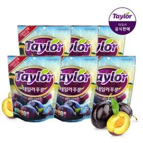 [테일러팜스]테일러 푸룬건자두 250g x 6개 [R]/ITP_041