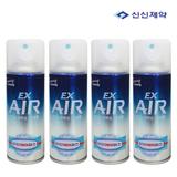 [무료배송] 신신제약 에어파스 EX 200ml x 4개