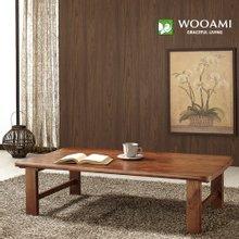 [우아미샵] 나무소리 천연원목  1400접이식 테이블 HS018