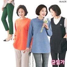[엄마옷 모슬린] BEST 균일가 13종 택1 티셔츠/조끼/바지/모자
