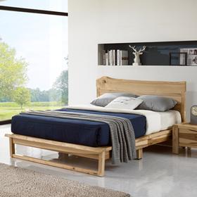 우리꼴자연가구 침대,거실장모음/베이지 침대