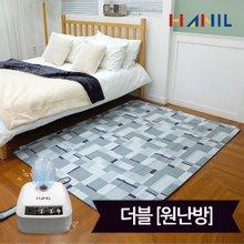 [한일]라이트슬림 스퀘어 온수매트_더블(140x195)