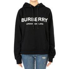 [버버리] 로고 POULTER 8011652 A1189 여자 후드 긴팔 맨투맨 티셔츠