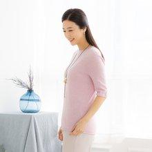 마담4060 엄마옷 포근해니트티셔츠-ZTE002080-