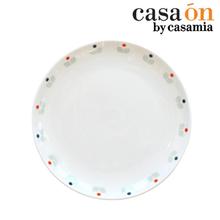 [까사미아까사온]더본그린마인 접시(대)