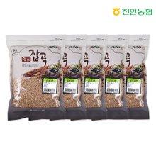 [진안농협] 연잡곡 귀리쌀 1kg x 5봉