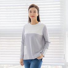 마담4060 엄마옷 쁘띠포켓티셔츠-ZTE002078-