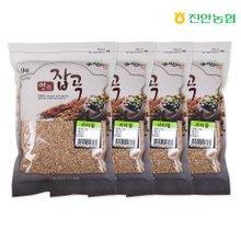 [진안농협] 연잡곡 귀리쌀 1kg x 4봉