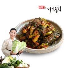 [식품명인 유정임의 명인김치] 돌산 갓김치 3kg