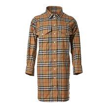[버버리] 빈티지 체크 코튼 오버사이즈 셔츠 8003205 W REDWING A2219 /135881