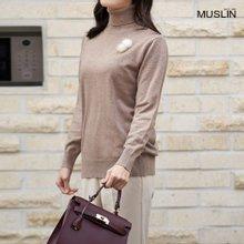 엄마옷 모슬린 시아 목폴라 티셔츠 TP910106