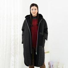 마담4060 엄마옷 이중후드패딩점퍼-ZJP912026-