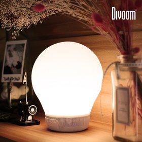 [디붐] 오라벌브 스마트조명 블루투스 스피커 LED스피커(1600만 조명설정,타이머,알람,5가지모드,컨트롤)