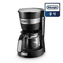[DeLonghi]드롱기 미니드립 650ml 커피메이커 ICM14011 (샤워드립/아로마스위치/절전기능)