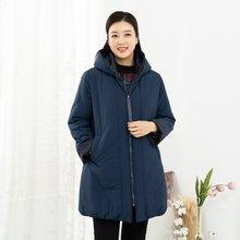 마담4060 엄마옷 편안한데일리점퍼-ZJP912028-