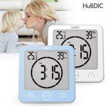 휴비딕 디지털 시계(온습도계/방수시계/욕실시계)HT-4