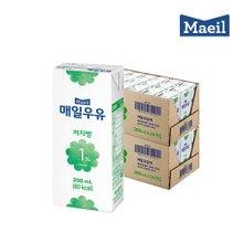 [매일우유] SLIM_매일멸균 저지방 1% 200mlX48팩