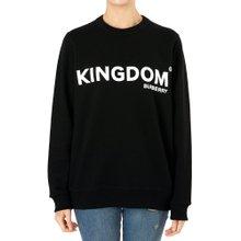 [버버리] 킹덤 FAIRHALL 8010927 A1189 여자 긴팔 맨투맨 티셔츠