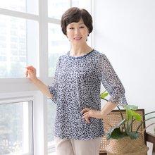 마담4060 엄마옷 멀고도가까운티셔츠 QTE906041