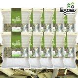 [토종마을]국산 죽엽(대나무잎)300g X 10개(3000g)
