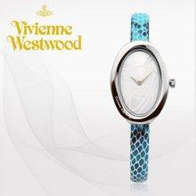 [백화점 AS가능]비비안웨스트우드(VivienneWestwood) 여성가죽시계(VV098SLBL/본사정품)