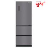 공식판매 19년형 딤채 스탠드 김치냉장고 EDT33CFRMJT (330L/마일드제트/3룸)