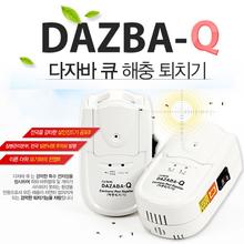다자바큐 해충퇴치기 고급형+음이온 공기청정 모델