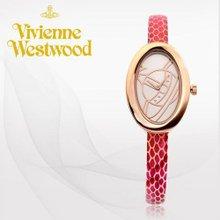 [백화점 AS가능]비비안웨스트우드(VivienneWestwood) 여성가죽시계(VV098RSPK/본사정품)