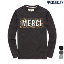 [크루클린] 메르시 긴팔 티셔츠 TRL705