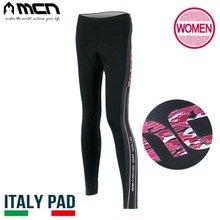 [MCN] 여성 와일드카모 핑크 9부패드바지/자전거바지/자전거의류