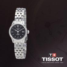 TISSOT 티쏘 T41.1.183.53 여성 메탈밴드 패션시계
