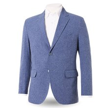 [파파브로]남성 국산 캐주얼 양복 정장 콤비 자켓 NGD-S9-CO-1005-블루