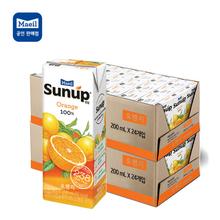 [매일유업] NEW 썬업 오렌지 200mlX48팩