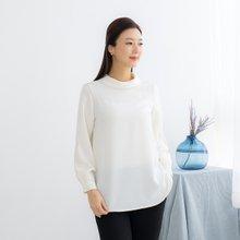 마담4060 엄마옷 진주반목블라우스-ZBL002040-