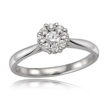 [타뮤즈] 18K 1캐럿 TS 인비져블 다이아몬드-아모르 I1004R-화이트골드-프로포즈결혼반지