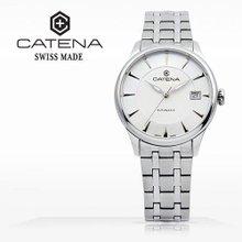 카테나(CATENA) 오토매틱 남성메탈시계 (CA007-BM/본사정품 백화점AS가능)
