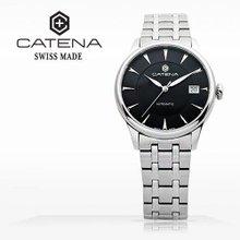 카테나(CATENA) 오토매틱 남성메탈시계 (CA007-AM/본사정품 백화점AS가능)