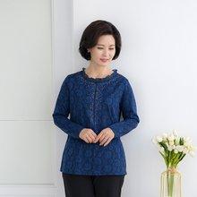 엄마옷 마담4060 화려한내일티셔츠-ZTE002019-