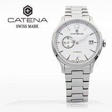 카테나(CATENA) 오토매틱 남성메탈시계 (CA006-BM/본사정품 백화점AS가능)
