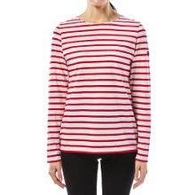 [세인트제임스] 밍콰이어 스트라이프 0237 KD 여자 긴팔티셔츠