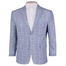 [파파브로]남성 국산 패턴 콤비 자켓 NGD-S9-CO-1152-블루